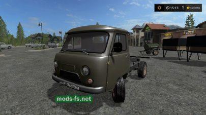 «Uaz Modular Set» v1.0 для Farming Simulator 2017
