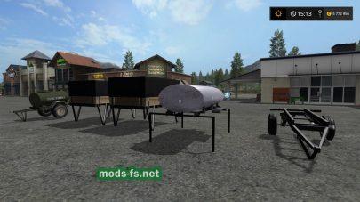 Мод пак Uaz Modular Set