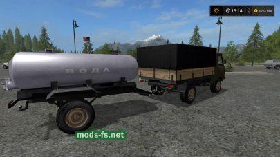 Скриншот мода «Uaz Modular Set»