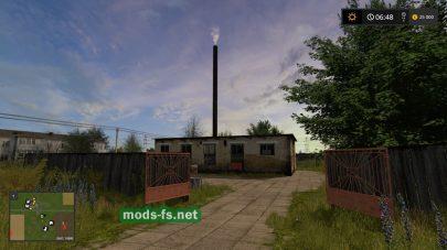 Старая русская ферма для Farming Simulator 2017