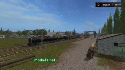 perestroyka map FS 2017