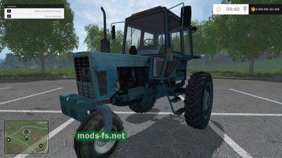 МТЗ-80Х для Farming Simulator 2015