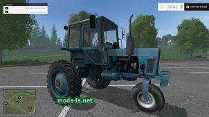Мод необычного трактора для FS 2015