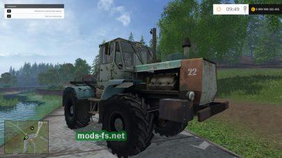 Мод Т-150К27 для FS 2015