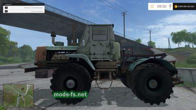 Трактор Т-150К27 для Фермер Симулятор 2015