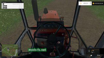Скриншот мода ЮМЗ-8271