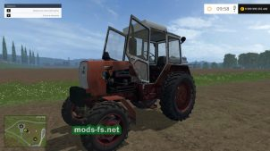 Трактор ЮМЗ-8271 для Farming Simulator 2015