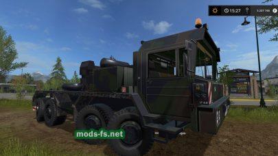 Трак «Army Truck» для Farming Simulator 2017