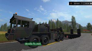 Мод большого тягача BigBud K-T450