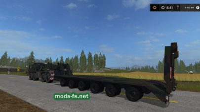 BigBud K-T450 для FS 2017