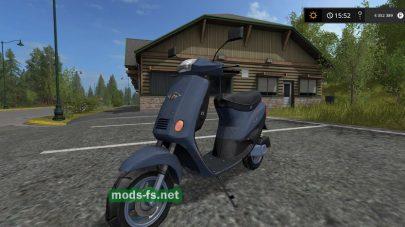 Мод на скутер для JollyJoker