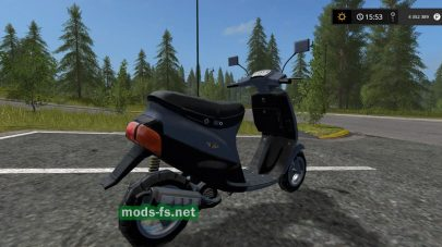 Скутер для Фермер Симулятор 2017