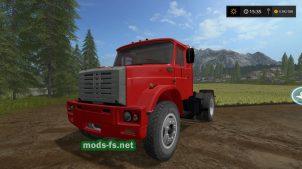 Мод ZIL MMZ 555 MULTICOLOR v1.0
