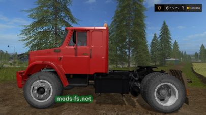 ZIL MMZ 555 для FS 2017
