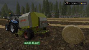 Скриншот мода Claas Rollant 250 RC
