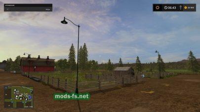 Карта «Винтерберг» для Farming Simulator 2017