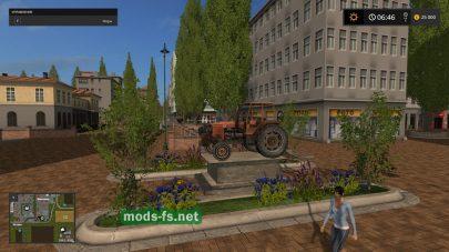 Немецкая карта для Farming Simulator 2017