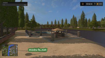 Скриншот мода Winterberg