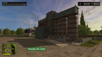 Карта «Agro Farm» для Farming Simulator 2017