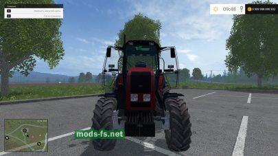 Farming Simulator 2015: мод Belarus 2022