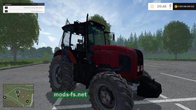 Трактор Беларус 2022 для FS 2015