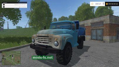 Мод ЗиЛ ММЗ 555 для Farming Simulator 2015