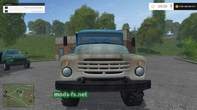 ZIL MMZ 555