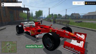 Фото мода FERRARI F248 RACE CAR