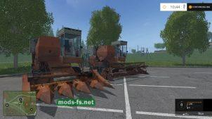 Енисей 1200 для Фермер Симулятор 2017
