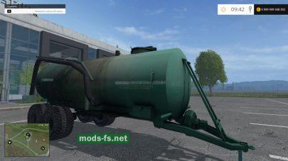 Мод цистерны МЖУ-16