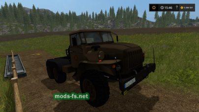 Ural 4320 mods