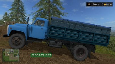 Мод грузовика ГАЗ-53