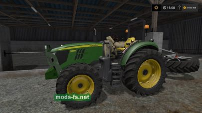 Мод трактора JOHN DEERE 5080M