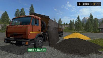 kamaz-43255 mods