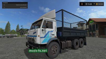 Мод грузового КамАЗ 5320