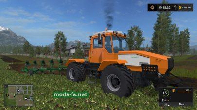Мод мощного трактора ХТА 220-2