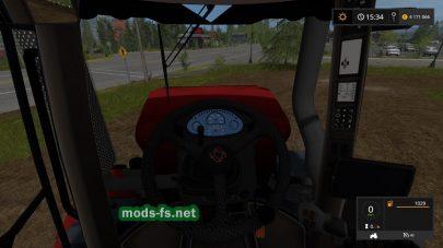 Мод трактора Кировец 9450
