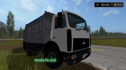 МАЗ-5551 для игры Farming Simulator 2017