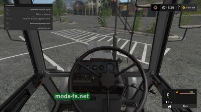 Пак тракторов МТЗ для Farming Simulator 2017