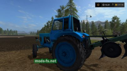 Mtz-80 для Farming Simulator 2017