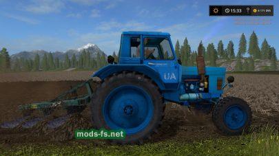 Mtz-80 mods