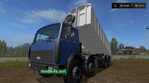 МЗКТ-651510 для игры FS 2017
