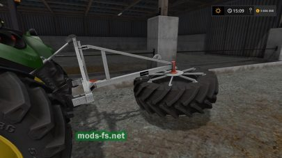 «OCTO 1500 V1.0» для Farming Simulator 2017
