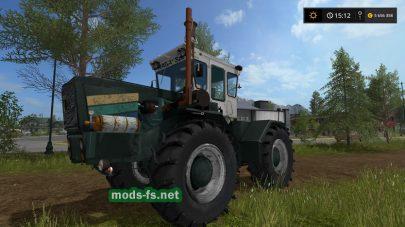 Raba Steiger 320 для Farming Simulator 2017