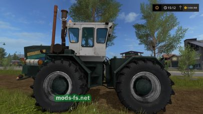 Мод трактора Raba Steiger 320