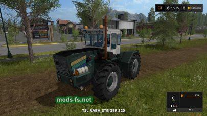 Raba Steiger 320 для FS 2017