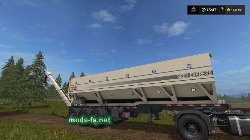 Farming simulator 19 прицеп с винтовым конвейером конвейер ленточный катучий что это