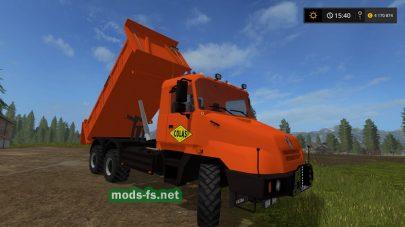 Мод грузовика Tatra