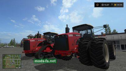 «Versatile 500» для Farming Simulator 2017