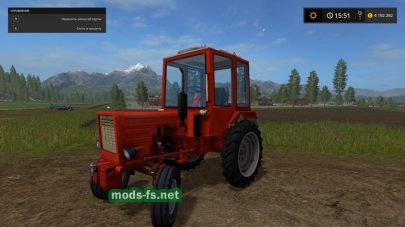 Трактор Т25 для Farming Simulator 2017